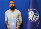 Esteghlal Completes Signing of Rouzbeh Cheshmi