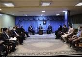 سفر وزیر ارشاد به آذربایجان شرقی به روایت تصویر