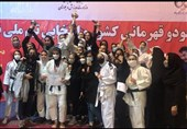 جودو قهرمانی جوانان کشور  جام قهرمانی به تهران رسید