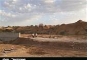 ساخت دیواره ساحلی شهر سیلزده پلدختر متوقف شد! / خودروهای خسارت دیده همچنان بلاتکلیف+تصاویر