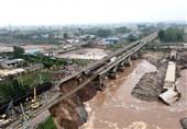 خسارت سیل به 2 میلیون نفر در شمال چین