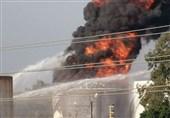 Large Fire Erupts at Zahrani Oil Complex in Lebanon (+Video)