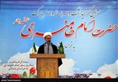 آیین گرامیداشت سفر رهبر انقلاب به خراسان شمالی به روایت تصاویر