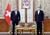 Top MPs Discuss Development of Iran-Switzerland Ties