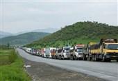 ماجرای مزاحمت جمهوری آذربایجان برای کامیونداران ایرانی/ گزارش میدانی خبرنگاران تسنیم از مرز ارمنستان ـ آذربایجان