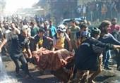 انفجار در عفرین سوریه، 5 کشته و 10 زخمی برجای گذاشت+تصاویر