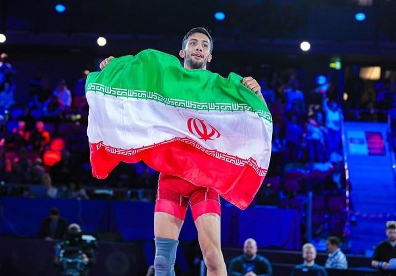 گرایی طلاییترین کشتیگیر سال 2021 ایران/ نخودی، یزدانی، زارع و ساروی در جمع نفرات 2 مداله