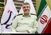 حضور رئیس پلیس امنیت تهران در خبرگزاری تسنیم + تصاویر