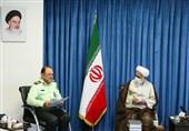 فرمانده انتظامی استان قزوین: پلیس دومین دستگاه محبوب مردم در حوزه خدمترسانی است