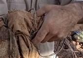 شناسایی هویت شهیدی که 39 سال با پاهای بسته مدفون بود+عکس و فیلم