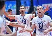 والیبال باشگاههای آسیا  صعود فولاد سیرجان به نیمه نهایی با شکست العربی
