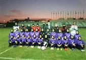 بازدید سجادی از تمرین تیم ملی فوتبال بانوان