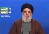 سیدحسن نصرالله: برخی به دنبال سیاسی کردن پرونده انفجار بیروت هستند/ ایران همه تلاش خود برای برای کمک به حل بحران لبنان انجام داد