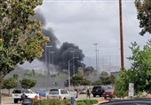 کشته شدن دو نفر در حادثه سقوط یک هواپیمای کوچک در کالیفرنیا