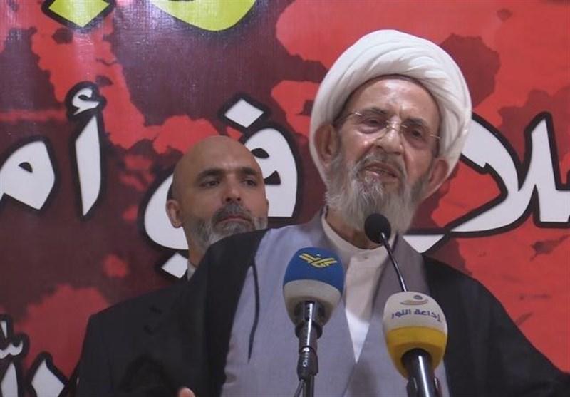 شیخ یزبک: پرونده انفجار بیروت و فتنه الطیونه نباید سیاسی شود