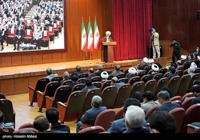 مراسم تودیع و معارفه استاندار زنجان با حضور وزیر کشور