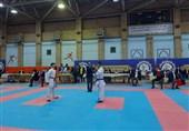 انتخابی ردههای سنی پایه کاراته  نفرات برتر جوانان مشخص شدند