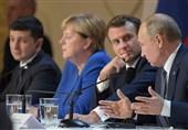 دورنمای نشست سران گروه نرماندی؛ موضوع مذاکرات پوتین با مرکل و ماکرون