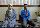 گزارش| روایت تسنیم از زندگی عاشقانۀ یک زوج نابینا / دلتنگی 2 ساله برای زیارت حرم امام رضا(ع) + فیلم