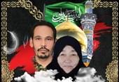 مادر شهید «محمدرضا خاوری» به فرزند شهیدش پیوست
