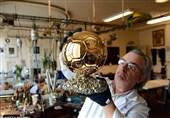 توپ طلا چقدر طلای خالص دارد و چگونه ساخته میشود؟ + عکس
