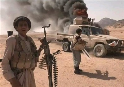 طلایهداران نیروهای صنعا در دروازههای مأرب/ اهمیت راهبردیشهر العبدیه چیست؟
