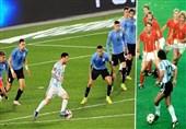مقایسه پرهیاهوی مسی و مارادونا در فضای مجازی اشتباه از آب درآمد!+ عکس