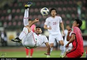 Iran, S. Korea Settle for Draw in World Cup Qualifier