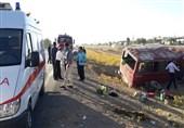 فوتیهای تصادفات در راههای استان سمنان 11 درصد کاهش یافت