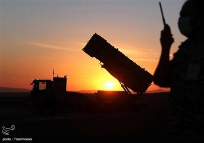 شلیک مرصاد 16 و طبس در رزمایش مشترک سپاه و ارتش