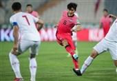 هافبک کره جنوبی: تساوی مقابل ایران ناراحتکننده بود/ داستانهای زیادی درباره ورزشگاه آزادی شنیده بودم