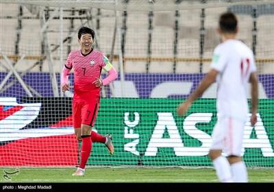 سون هیونگمین در دقیقه 48 گل نخست کره را به ثمر رساند.