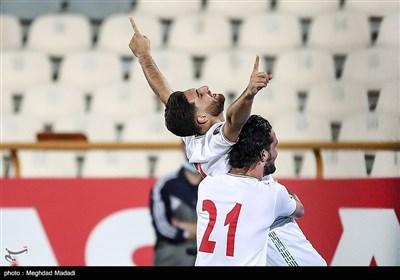 علیرضا جهانبخش در دقیقه 76، گل تساوی ایران در این بازی و سومین گل خود را در دور نهایی انتخابی جام جهانی به ثمر رساند.