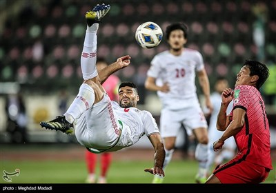 Iran, S. Korea Closer to Securing Spot in World Cup Tournament after Draw