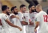 حضور 60 درصدی هواداران لبنان در بازی برابر ایران