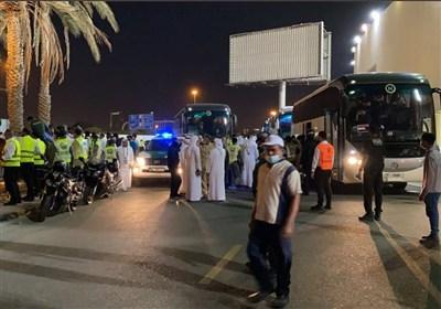 اعتراض هواداران عراقی به عملکرد شاگردان ادووکات/ درگیری تماشاگران با بازیکنان تیم ملی عراق در دبی