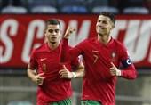 انتخابی جام جهانی 2022| انگلیس در خانه به مجارها امتیاز داد/ صعود دانمارک در شب پیروزی پرتغال با هتتریک رونالدو
