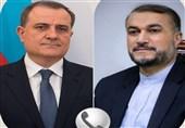 وزیر الخارجیة الایرانی : طهران مصممة على تعمیق العلاقات مع باکو