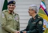 Tümgeneral Bakıri, Pakistan Kara Kuvvetleri Komutanı İle Afganistan'ı Görüştü