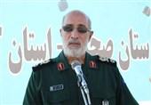 فرمانده قرارگاه نجفاشرف سپاه: احساس مسئولیت ملت ایران دشمن را به زانو درآورده/ کشور در تمام عرصهها در حال پیشرفت است