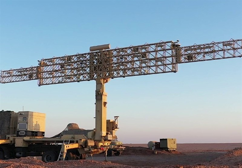 IRGC's Radar Becomes Operational in War Game