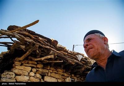 تخریب کامل روستای سر شط از توابع چلو در اندیکا