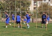 گزارش تمرین استقلال  بازگشت مدافع ملیپوش و غیبت 2 بازیکن