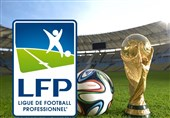 مخالفت سازمان لیگ فوتبال فرانسه با برگزاری جام جهانی هر دو سال یکبار