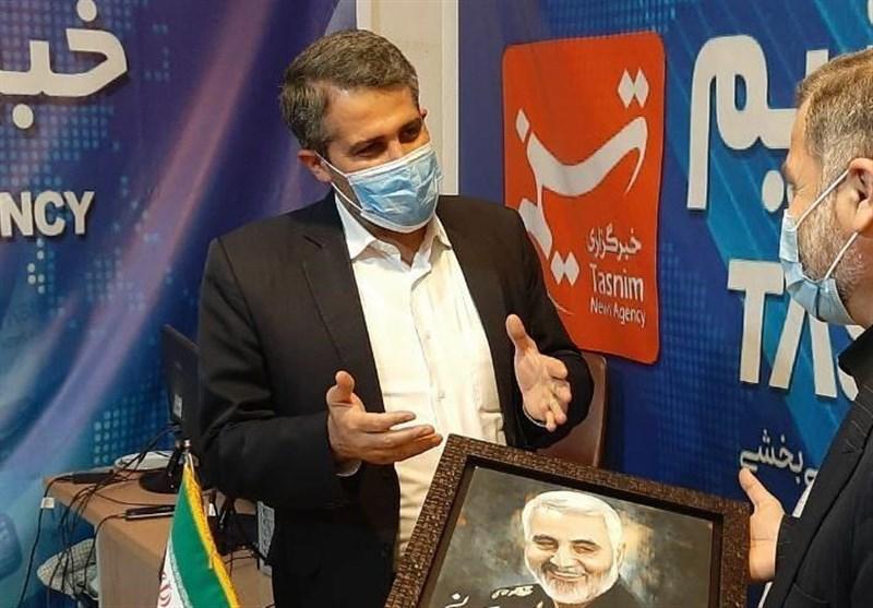 رسانه،نظام،تسنيم،انقلابي،كربلا،سپاه،تعامل