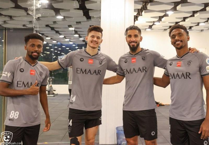غیبت قطعی شهرانی و حضور سه بازیکن بهبود یافته در تمرین الهلال