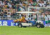 دوری دو ماهه دروازهبان اول تیم ملی فوتبال عربستان