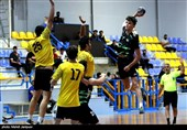 روایت تصویری تسنیم از مسابقات هندبال نوجوانان جنوب کشور در اصفهان
