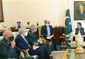 Iranian Commander, Pakistani PM Discuss Afghanistan