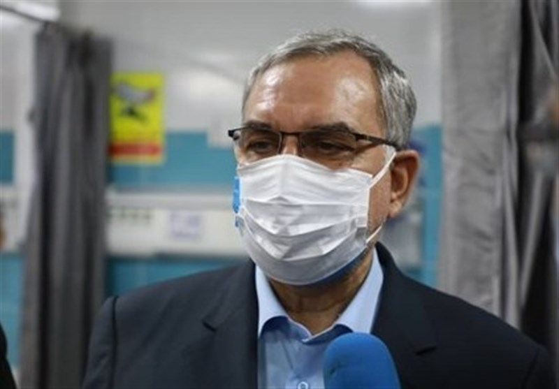 وزیر بهداشت در خنج: ایران سریعترین واکسیناسیون را در جهان داشت/ 69 میلیون دُز واکسن تاکنون تزریق کردهایم